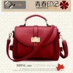 BB094 พร้อมส่ง กระเป๋าแฟชั่น beibaobao สีตามภาพ