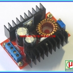 1x DC-DC Step up (Boost) Converter 100W 10-32Vdc to 60-79Vdc module