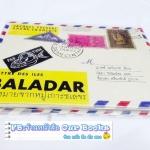 จดหมายจากหมู่เกาะชเลจร(LETTRE DES ILES BALADAR/ปกแข็ง)
