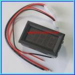 1x Digital Panel DC Ammeter 0-10 Amp Red Color module