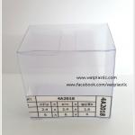 กล่องสบู่จตุรัส 6 x 6 x 4 cm