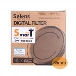 86mm Selens Adjustable ND Filter ND2-ND450 Filter