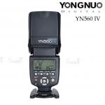 Speedlight Flash Yongnuo YN-560 IV Built-in Flash Trigger TX-RX