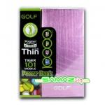 ราคาพิเศษ!! แบตสำรอง Golf Tiger 101 รุ่นใหม่ล่าสุด 10,000 mAh ลิเธียมโพลิเมอร์ (Lithium Polymer) เคลือบอลูมินัมคงทน น้ำหนักเบา