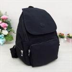 กระเป๋าเป้ Lingkub สีดำ