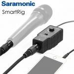 Saramonic SmartRig Audio Adapter with Sound Level Control for iPhone