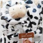 ผ้าห่มแฟนซีมีฮู๊ด (ขนาด 80*90 cm.)