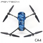 PGYTECH CA4 Mavic PRO Sticker Drone Body & 2pcs battery stickers Decals For DJI Mavic PRO Drone Free Remote Control Protective Film