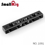 SMALLRIG® Cheese Bar with 1/4 Inch and 3/8 Inch Screw Hole 1091