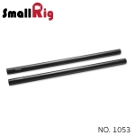 SMALLRIG® 2pcs 15mm Black Aluminum Alloy Rod(M12-30cm) 12inch 1053