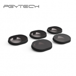 PGYTECH 5pcs/Set Original Lens Filters (UV ND4 ND8 ND16 PL) Lens For DJI SPARK