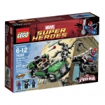 LEGO Super Heroes 76004 : Spider-Cycle Chase