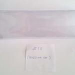 กล่องสบู่-ทรงผืนผ้า ขนาด 7 x 23 x 4 cm