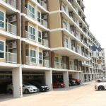 H597 วี คอนโด เอกมัย-รามอินทรา 25.88 ตร.ม. อาคารC ชั้น3 ห้องใหม่ ไม่เคยเข้าอยู่ ขายถูกกว่าโครงการ อยู่ติดตลาดนัดเลียบด่วน