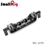 "SMALLRIG® Dual 15mm Rod Clamp with 1/4"" Threads 1078"