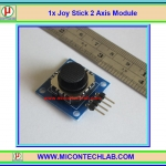 1x JoyStick Breakout Module