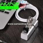 ราคาพิเศษ HOCO HB1 4 Port HUB USB รุ่นHB1 2.0ความยาว80เซนติเมตรสำหรับคอมพิวเตอร์มือถือและโน๊ตบุ๊คและอุปกรณ์USBความเร็วสูงเชื่อมต่อ