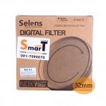 52mm Selens Adjustable ND Filter ND2-ND450 Filter