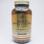 Solgar, Ester-C Plus, 1000 mg, 180 Tablets