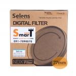 77mm Selens Adjustable ND Filter ND2-ND450 Filter