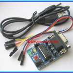 1x TTL Level UART To RS232/Serial Converter Module