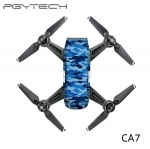 PGYTECH CA7 Sticker skin for DJI Spark series colorful and bright 3M scotchcal film waterproof