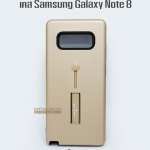 Case Samsung Note 8 สีทอง มีหูหิ้ว