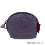 กระเป๋าคล้องมือผ้าลิง สีม่วงเผือก