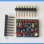 1x 10DOF IMU (GY-86) MS5611 MPU6050 HMC5883L Sensor module