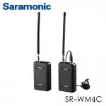 Saramonic SR-WM4C Wireless 4-Channel VHF Lavalier Omnidirectional Microphone System (200' Range)
