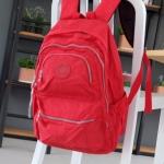 กระเป๋า kipling สะพายยาว สีแดง