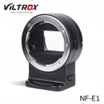 Viltrox NEW NF-E1 Auto focus adapter F-mount lens for Sony E camera Nikon F lens