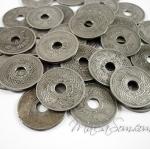 เหรียญ ๕ สตางค์เก่า ปีพ.ศ.๒๔๖๙