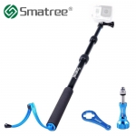 "Smatree Pole S1 ไม้ Selfie สำหรับ GoPro (14""-40"")"