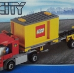 Container Truck 7939
