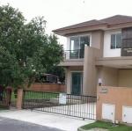 H631 ขายบ้านเดี่ยว 107.6 ตร.วา ม.ฮาบิเทีย ปัญญาอินทรา ใกล้โรงเรียนสาธิตพัฒนา(เดินไปโรงเรียนได้) ,ใกล้ซาฟารีเวิลด์ เข้าออกได้หลายทาง