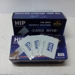 บัตรคีย์การ์ดแบบบาง 0.8 mm