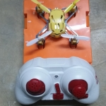 NANO-QUADCOPTER