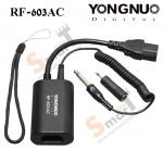 Wireless Flash Receiver Yongnuo RF-603 AC