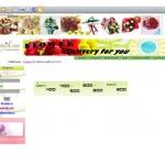 ระบบร้านขายดอกไม้ออนไลน์