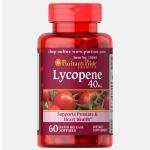 Puritan's Pride, Lycopene 40 mg, 60 Softgels