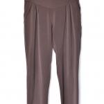 """Vintage Spandex Brown Pant (Waist 30-35"""")"""