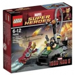 LEGO Super Heroes 76008 : Iron Man vs. The Mandarin Ultimate Showdown