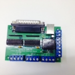 Lambda Nu SM-15 Stepper motor interface board