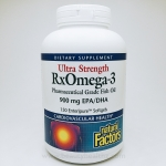 Natural Factors, Ultra Strength RxOmega-3, 150 Enteripure Softgels