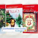 ซานต้าสี่ขา ( มี 4 เล่ม จบ ) ผู้เขียน : นิโคลัส เอ็ดเวิร์ด