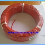 1x Cable Wire 1 meter 0.5 SQ MM Red color (1 meter per lot)