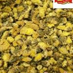 ชาดอกเก็กฮวยป่า ขนาด 100 กรัม แก้ร้อนใน มีฤทธิ์เป็นยาเย็น ช่วยดับพิษร้อน ช่วยบำรุงและรักษาสายตา