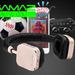 ราคาพิเศษ หูฟัง ครอบหู บลูทูธ AWEI A900BL Wireless Stereo Headphones กังวาลใส เบสแน่น เบา ดีไซ์สวย เก๋