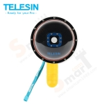 TELESIN 1st Acrylic version dome port for the Gopro Hero3/3+/4